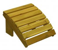 Click to enlarge image Big Boy Footrest 20`` Wide - For use with Big Boy Adirondack Chair